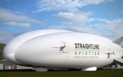 STRAIGHTLINE AIRSHIPS